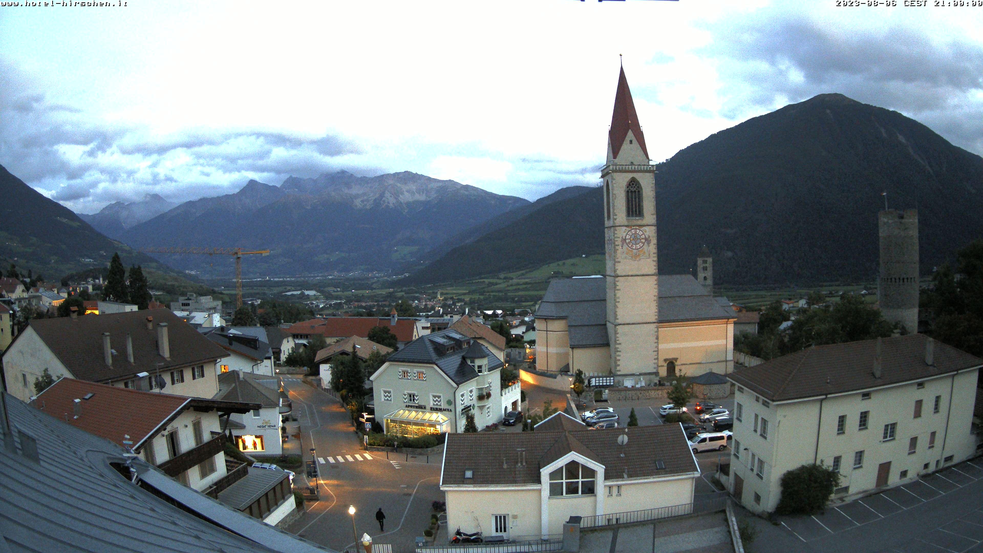 webcam in vinschgau